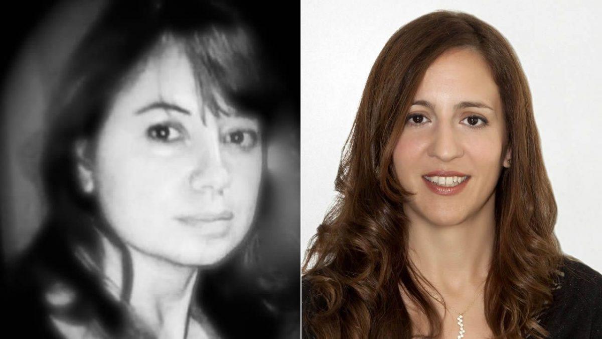 Ana Lena y Fátima Martín