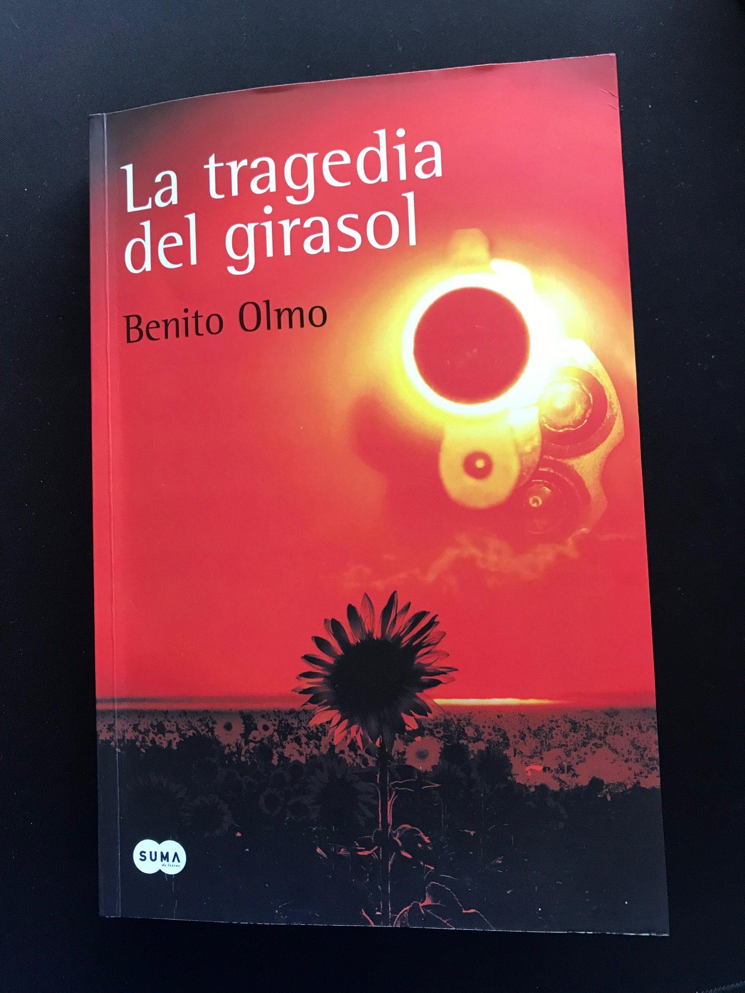 La tragedia del girasol: Una nueva aventura del inspector Bianquetti.