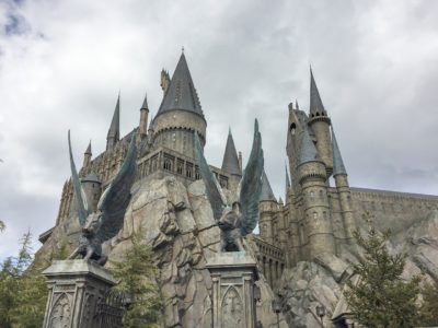 Academia Howgarts: Lugar de evasión de los traumas infantiles de Harry Potter y J.K Rowling.