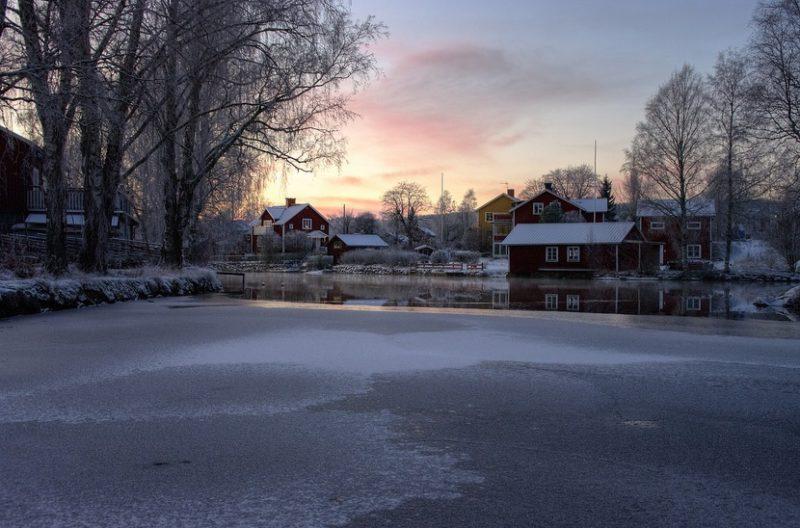 Novela negra nórdica: pasión por la maldad que encierra la nieve y la oscuridad.