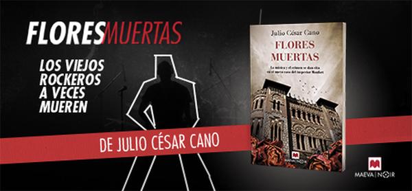 Entrevista a Julio César Cano, creador del genial inspector Monfort