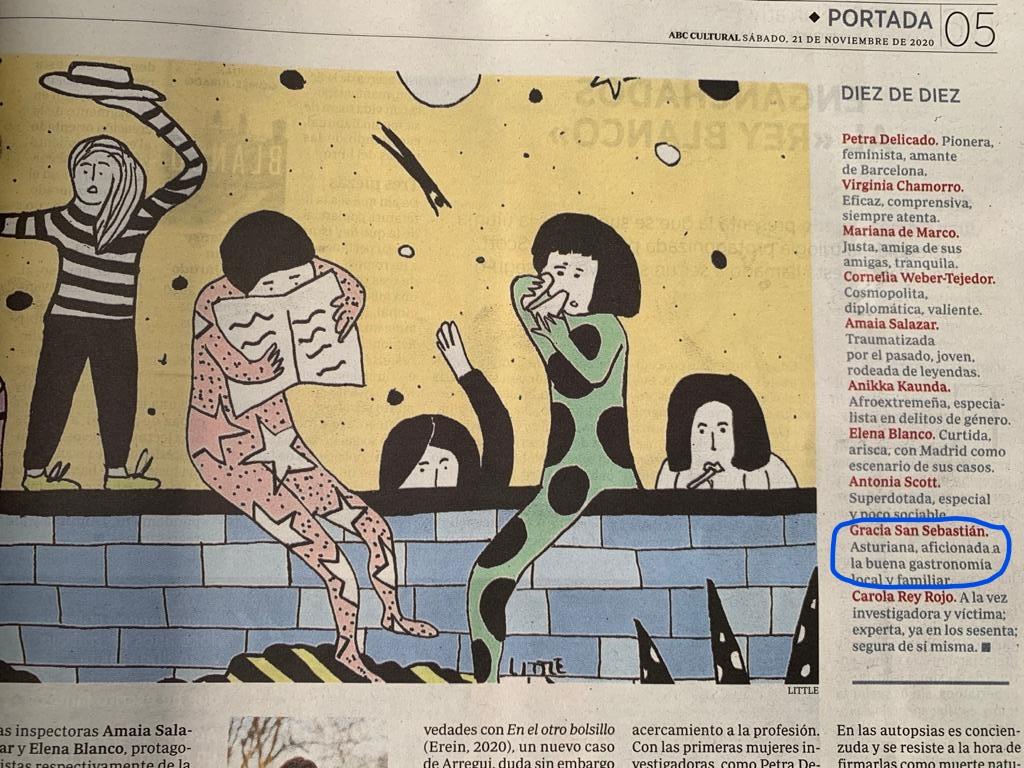 ABC CULTURAL: Mujeres al asalto de la novela negra española.